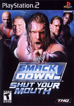 WWE Smackdown!: Shut Your Mouth (PS2)