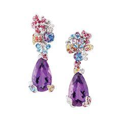 Tendencias joyas alta joyeria Pendientes de Dior Joaillerie
