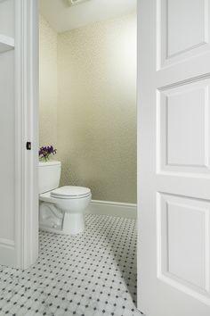 Seyie Design - Renovated water closet in Los Angeles, CA #interiordesign #interiors #renovation #bathroom