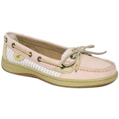 Sperry Top-Sider Women's Shoes, Angelfish Boat Shoes, found on polyvore.com