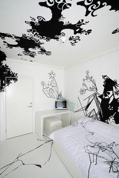 Hotel Fox / Rooms : DESIGN BY PANDAROSA