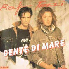 Gente di mare - Umberto Tozzi & Raf - 1987 #musica #anni80 #music #80s #video