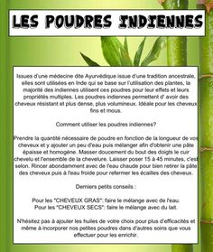 Poudre indienne