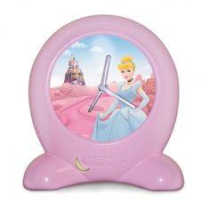 Go Glow® Clock Disney Princesses.