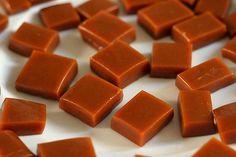 Caramels beurre et creme