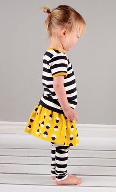 CUTE! Circle skirt sewing pattern pdf download, pattern and photo instructions sizes 0-3M to 5-6T, pattern 81