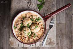 Gulasch, Schwammerlgulasch, Traditionsrezept, austrian recipe, Gulasch Rezept, goulash, mushrooms, Schwammerln, Schwammerl Rezepte, Pilzgulasch, Pilzrezept, mushroom recipe