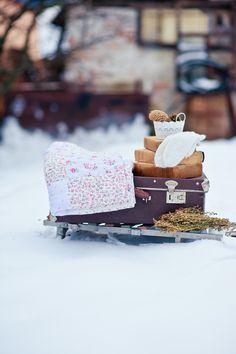 winter picnic...