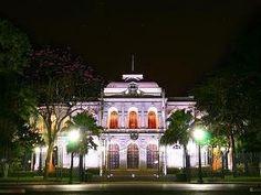 BELO HORIZONTE - MINAS GERAIS - Palácio da Liberdade.