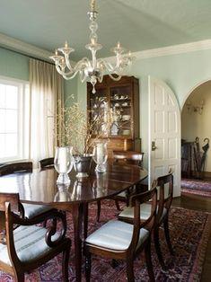 Hillsborough Residence - traditional - dining room - san francisco - Coddington Design