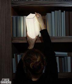 epic win photos - Book Light WIN