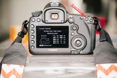 Courtney Sargent Photography » For Photographers: Setting up Back Button Focus on the 5D Mark III