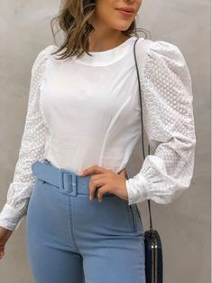 Office Outfits Women, Teen Fashion Outfits, Work Fashion, Stylish Outfits, Fashion Looks, Red Skirt Outfits, Outfits With Hats, Fashion Vestidos, Ladylike Style