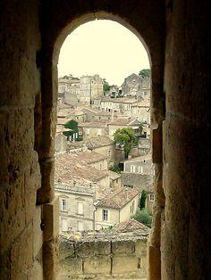 Saint Emilion, France.