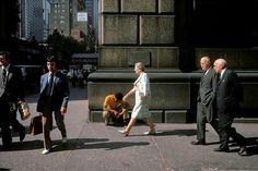 vintage everyday: Street Scenes of New York City in the 1960s-70s