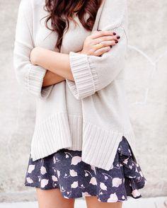 The happiest little skirt on the blog today. http://liketk.it/2poTA @liketoknow.it #liketkit #loveloft @loft #ontheblog #kendieveryday
