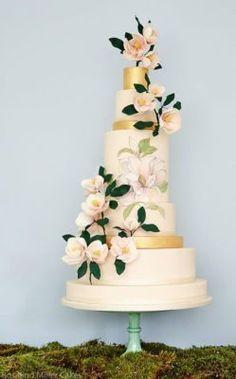 Rosalind Miller Cakes Wedding Cake Inspiration
