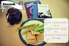 Zeezok Music Appreciation and Composer Study for Busy Homeschool Families