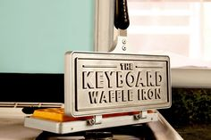 A Waffle Maker For Geeks Calling all geeks, we have a new way for you