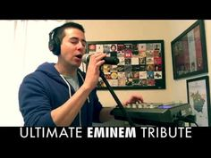 Ultimate Eminem Tribute by Boy Pierce (@boypiercemusic) Inspiration from: Forgot About Dre, Beautiful, The Real Slim Shady, Till I Collapse, Forever, Like To...