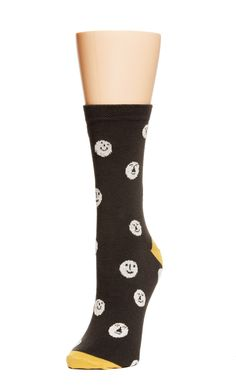 faces crew sock