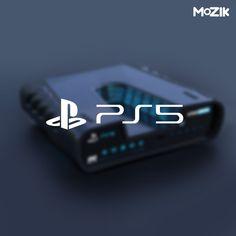PlayStation 5   Η νέα κονσόλα της Sony   Mozik Blog Sony, Playstation 5, Flip Clock, Blog, Blogging