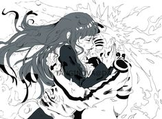Finally free. ~NaruHina~  ~Naruto x Hinata~