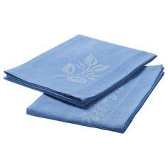 VÅRLIGT  Dish towel, light blue  $5.99 / 2 pack