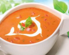 Tomato Soup Recipe with Cream – Soup Recipes With delicious and easy-to-make soup recipes … Cream Soup Recipes, Tomato Soup Recipes, Best Beauty Tips, Food Categories, Homemade Beauty Products, Thai Red Curry, Dinner Recipes, Yummy Food, Favorite Recipes