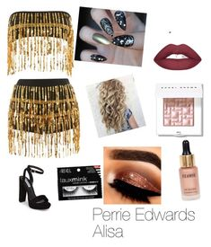 """""""Untitled #43"""" by jade2006 on Polyvore featuring Jaded, Eloise, Steve Madden and Bobbi Brown Cosmetics"""