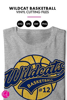 You're going to love this classic, cool Rockets Basketball design. The old school athletic script makes a standout spirit shirt. Personalize by adding your player's name or number. Rockets Basketball, Wildcats Basketball, Basketball Design, Basketball Shirts, Spirit Shirts, Cut Shirts, Print And Cut, Cutting Files, Lions