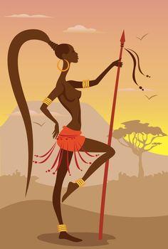 African Wall Art from $34.99 | www.wallartprints.com.au #AfricanPatterns #WallArtPrints