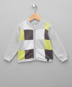 Take a look at this Grisvigor Turin Cardigan - Infant, Toddler & Boys by dudu on #zulily today!