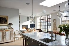 Legacy - Mowlem & Co Bespoke and Handmade Kitchens Crittall, Handmade Kitchens, Kitchen Gallery, Open Plan Kitchen, Walk In Pantry, Kitchen Living, Great Rooms, Living Spaces, New Homes