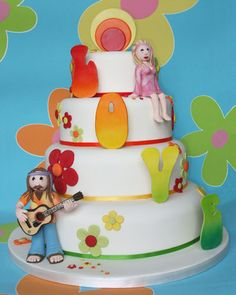 Hippie Cake