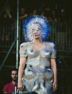 #Bjork = When #art meets #fashion meets #music