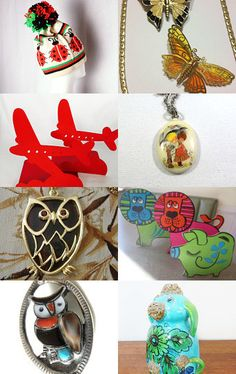 The Many Faces of the 1970s! by tabbyannabel on Etsy--Pinned with TreasuryPin.com