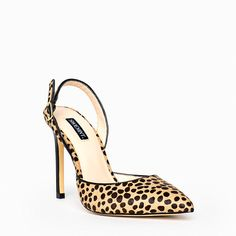 Haven't loved a slingback in a long time, but OBSESSED with these Shoemint Karla Heels!