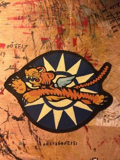 AVG Flying Tigers patch by A2-painting