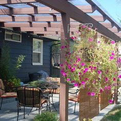 Patio Roof Design Ideas, Pictures, Remodel, and Decor - page 3