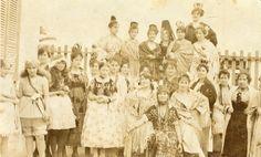 Martes de #carnaval de Las Palmas de Gran Canaria 1918. #carnival #Canarias