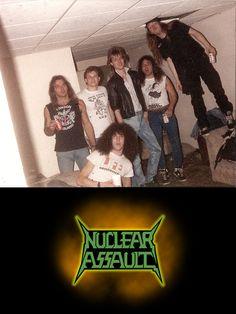 Nuclear Assault, Local Bands, Thrash Metal, Latest Music, Rockers, Mopar, Rock N Roll, Heavy Metal, Religion