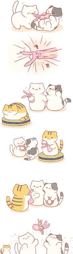 貓集塗鴉16