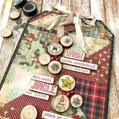 """Paula Cheney! We were so excited about these classes that we mislabeled her first class in our previous mailing. Here it is. She will be here December 1st & 2nd to teach 2 classes! Perfect Christmas Gifts (for a friend or for YOU)! """"Merriment Tag"""" & """"Christmas Wish"""". Call to sign up 727-827-4911."""
