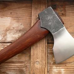 "The MASK ""Badlands"" camp axe is the baddest bushcraft axe ever. Hand forged from our master craftsman in Poland. Made from the highest quality materials."
