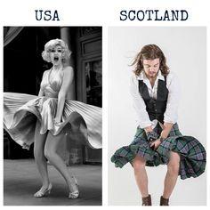 Keep the Sporran hanging. Let the rest fly. 😂 #memesdaily #scotland #jokes #sporran #kilt #scott #scottish #pinterest #pinteresttips #fashion #fashionblogger #fashionable #trendy #scottishkilt #plaid #plaidskirt #plaidcrafts #hairstyles #aesthetic #culture #funny