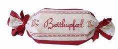 Bildergebnis für zirbenkissen selber machen Lunch Box, Yarn And Needle, Diy, Pictures, Hand Crafts, Bento Box