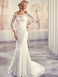 Brautkleider im gehobenen Preissegment | miss solution Bildergalerie - Sina by LE PAPILLON