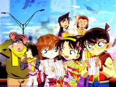Detective Boys, Ran & Sonoko