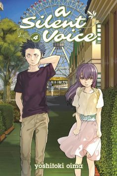 A Silent Voice Manga Volume 4 features story and art by Yoshitoki Oima. Anime Dvd, Anime Manga, Manga A Silent Voice, Neko, Weekly Shonen Magazine, Otaku, Kyoto Animation, Manga Books, Ghibli Movies